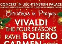 Christmas concert in Lichtenstein Palace