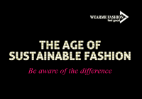 The Age of Sustainable Fashion
