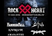 Rock Heart na zámku Moravský Krumlov