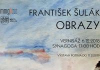 František Šulák / Obrazy