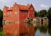 Pohádkové léto u zámku Červená Lhota