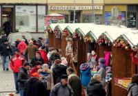 Adventní trhy v Klatovech