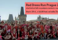 Red Dress Run Prague 2018