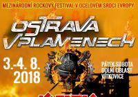 Ostrava v plamenech - festival