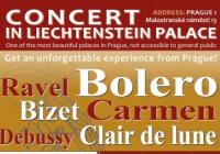 Concert in Lichtenstein palace