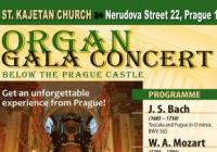Varhanní gala koncert