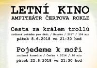 Letní kino - Amfiteátr Čertova rokle - Brno Lesná