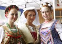 Mezinárodní folklorní festival - Červený Kostelec