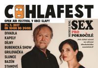 Cihlafest 2018, 8. ročník benefičního Open Air festivalu