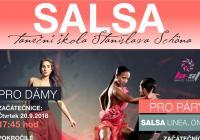 Salsa pro páry a sólo salsa pro ženy