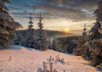 Mystika v horách a dřevě ukrytá