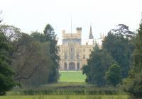 Strašidlo Cantervillské na zámku v Lednici