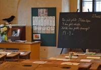 Až přijde kocour - výstava na zámku Telč