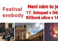 17. listopad - Děčín