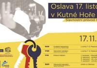 17. listopad - Kutná Hora