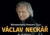 Václav Neckář - narozeninový koncert na zámku Valtice