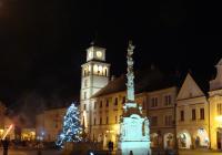Rozsvícení vánočního stromu s Mikulášem - Třeboň