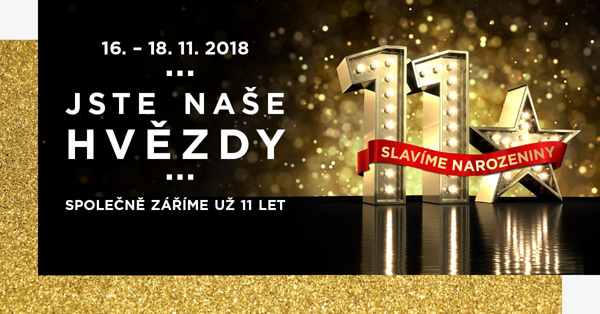 Fashion Arena Prague Outlet slaví narozeniny