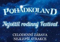 Pohádkoland - rodinný festival - Přírodní amfiteátr Loket nad Ohří