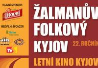 Žalmanův folkový Kyjov - Letní kino