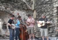 Bezdězský bluegrass na hradě
