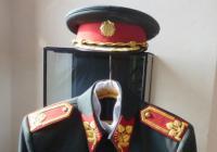Výstava o vojsku a četnictvu v době první republiky - Zámek Mníšek pod Brdy
