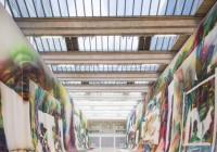 Komentovaná prohlídka výstav Katharina Grosse: Zázračný obraz a Maria Lassnig 1919–2014