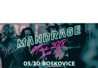 Mandrage Tour - Sokolovna Boskovice