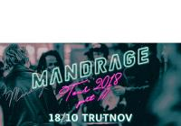 Mandrage Tour - Uffo Trutnov