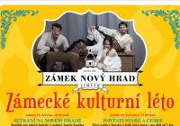 Hudební festival - Zámek Nový Hrad v Jimlíně u Loun