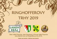 Ringofferovy trhy - Velké Popovice