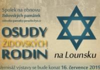 Židé na Lounsku