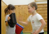 Wing Chun kung fu pro děti