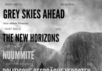 Grey Skies Ahead ☆ The New Horizons + support