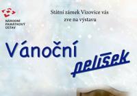Zámek Vizovice ožívá tradiční vánoční výstavou