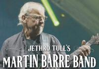Jethro Tull's Martin Barre & Band v Praze
