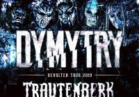 Dymytry Revolter tour v Českých Budějovicích