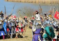 Rekonstrukce bitvy u Sudoměře
