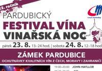 Pardubická vinařská noc