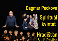 Dagmar Pecková, Hradišťan a Spirituál kvintet