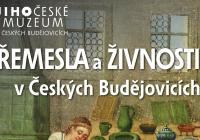 Řemesla a živnosti v Českých Budějovicích