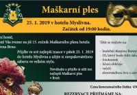 Maškarní ples - Brno Kohoutovice