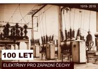 100 let elektřiny pro západní Čechy