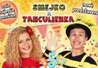 """5. výročí Smejka a Tanculienky """"Všechno nejlepší!"""""""