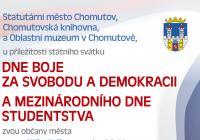 Den boje za svobodu - Chomutov