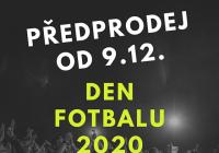 Den fotbalu Polička 2020