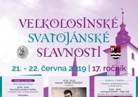 Svatojánské slavnosti - Velké Losiny