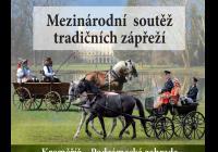 Mezinárodní přehlídka historických zápřeží - Zámek Kroměříž