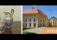 Výstava porcelánu na zámku Slavkov u Brna