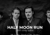 Half Moon Run v Praze
